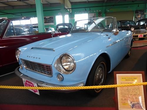 昭和40年式 ダットサン・フェアレディー1500