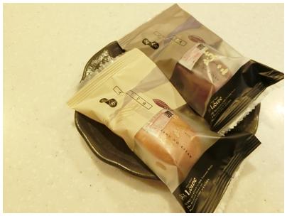 ミルク包みとチョコ包み2