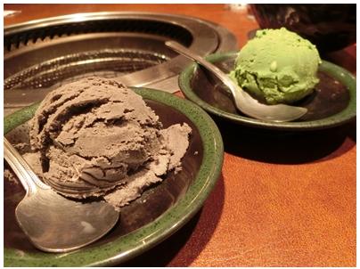 デザートアイス