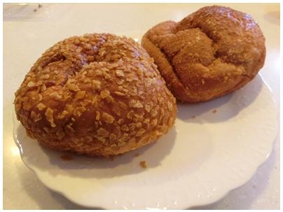 カレーうどんパン3