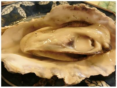 ラスト牡蠣