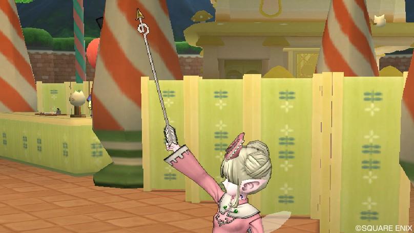 オルフェウスの弓・矢