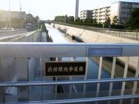 浜田緑地歩道橋