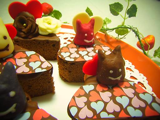 2015.2.14 バレンタインご飯とチョコ 7