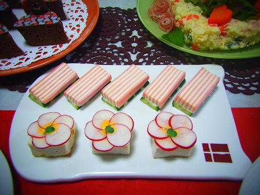 2015.2.14 バレンタインご飯とチョコ 4