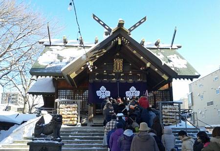 諏訪神社27年