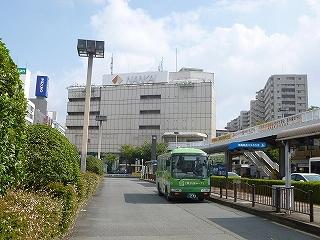 堺東駅8月
