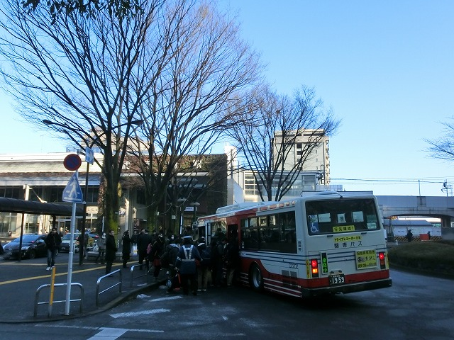 関東バス 青梅 街道 営業所 ...