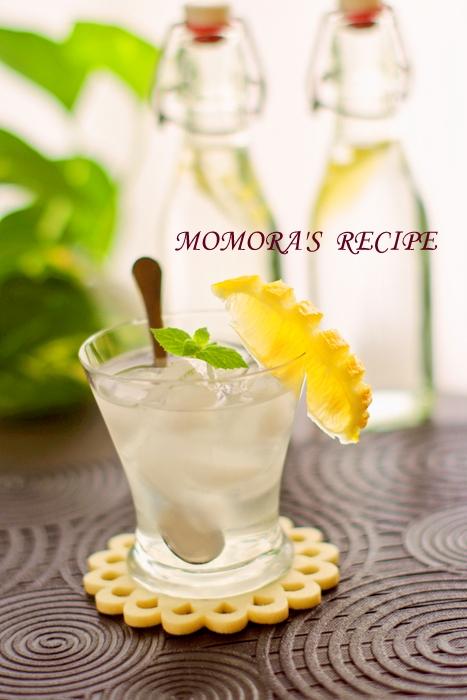 熱中症レモンドリンク