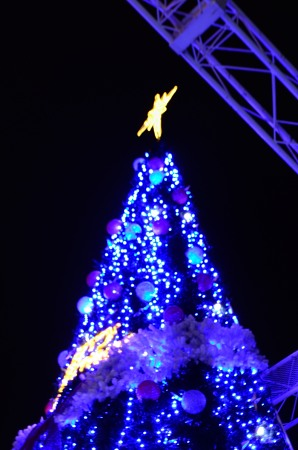 _南港クリスマスツリーDSC_0772