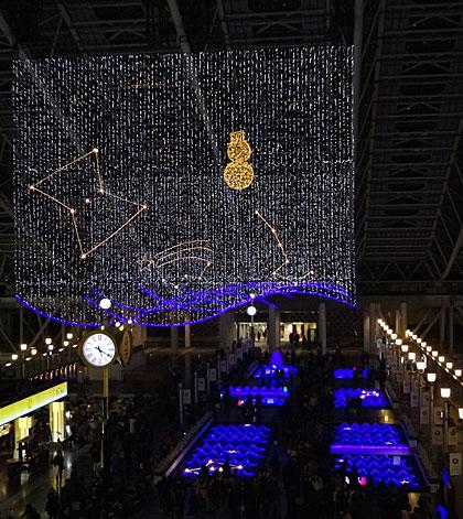 大阪駅時空の広場