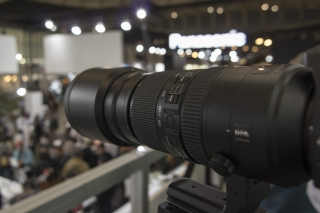 期待の150-450mm