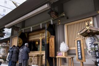 東京十社の1つです