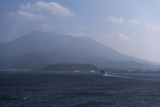 良い桜島でした