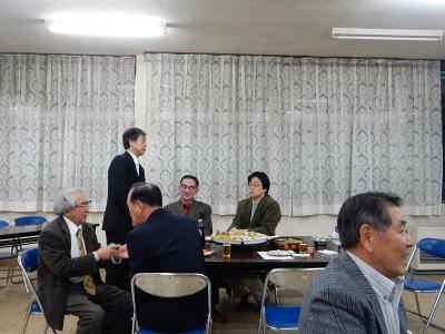 八郎潟ポイントカード会新年会 026