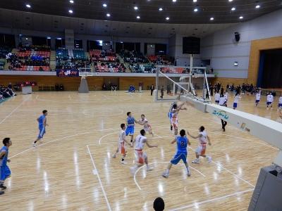 高校バスケ東北新人戦 一関 045