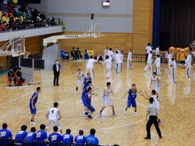 高校バスケ東北新人戦 一関 066