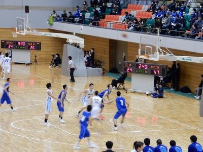 高校バスケ東北新人戦 一関 063