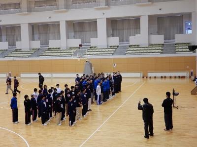 県高校選抜練習 002