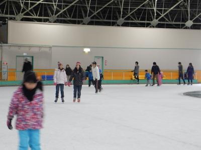 8区子供会スケート 010