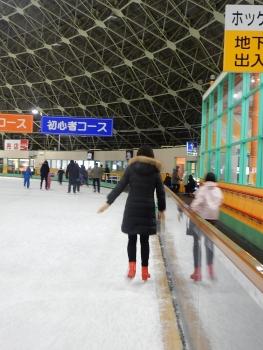 8区子供会スケート 043
