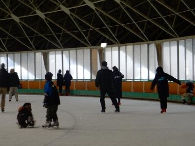 8区子供会スケート 041