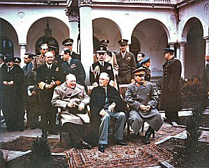 300 1945_02 Yalta Conference