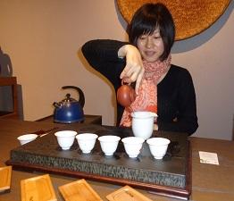 中国茶出張2015年1月