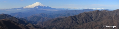 IMGパノラマ2_1_20141224塔ノ岳山頂