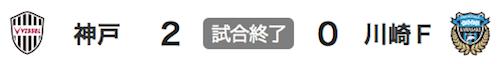 816神戸0-2川崎