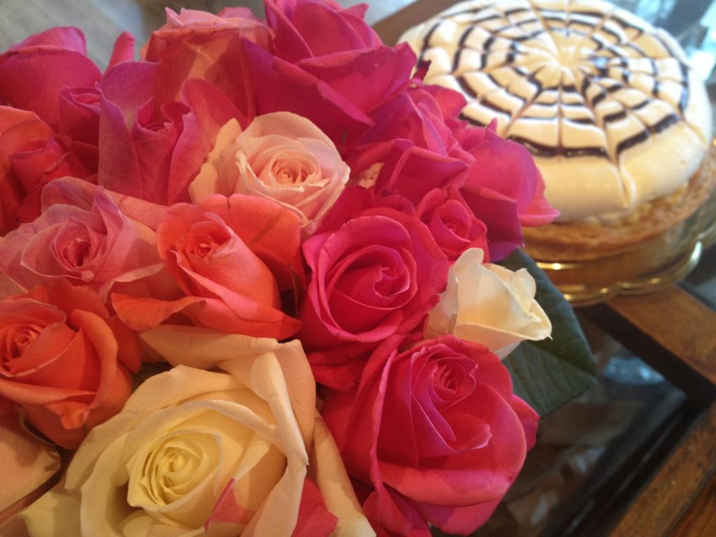 薔薇とBCP