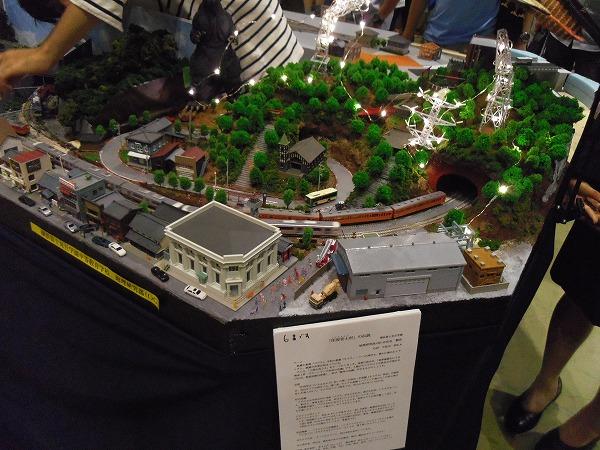 鉄道模型コンテスト2015横浜富士見丘学園中等教育学校  地理研究部(OG有志)