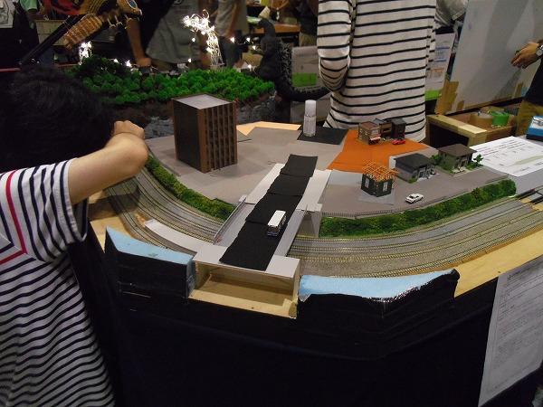 鉄道模型コンテスト2015東海大学海洋学部_総合模型同好会