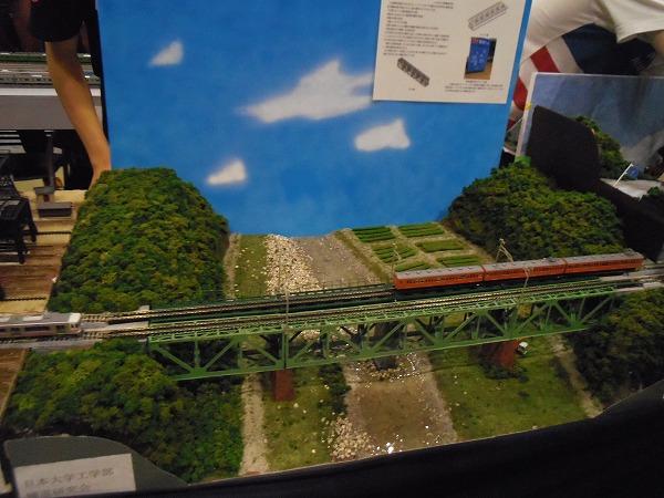 鉄道模型コンテスト2015日本大学工学部  鐡道研究会
