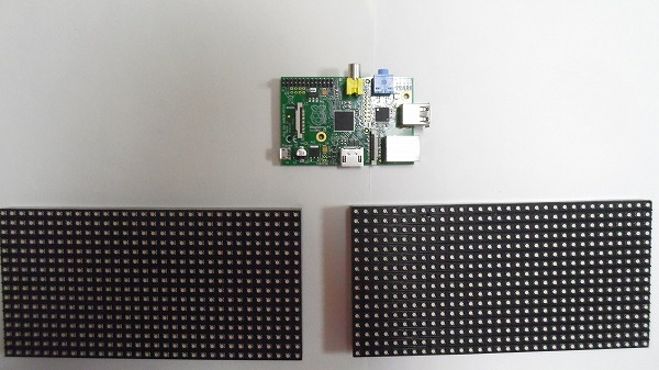 Raspberry Pi LED