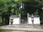 橿原神宮・イトクの森古墳(池田神社03