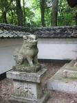 橿原神宮・イトクの森古墳(池田神社06