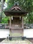 橿原神宮・イトクの森古墳(池田神社07