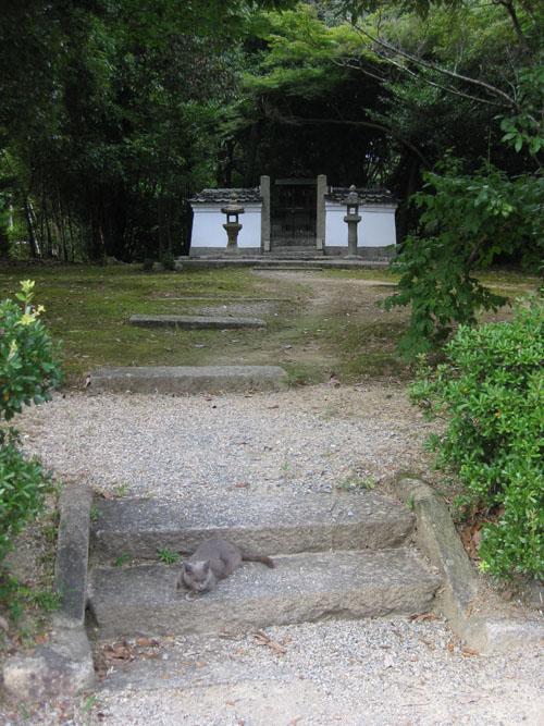 橿原神宮・イトクの森古墳(池田神社08