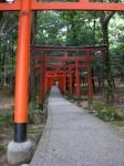 橿原神宮・末社-長山稲荷社05