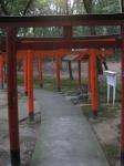 橿原神宮・末社-長山稲荷社11