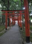 橿原神宮・末社-長山稲荷社12