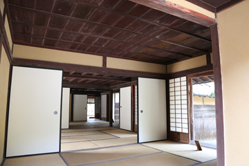 寺子屋の部屋