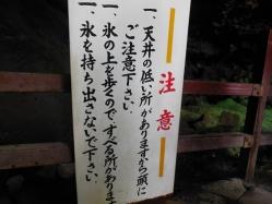 鳴沢氷穴(10)