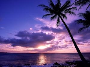 タヒチ島(フランス領ポリネシア)
