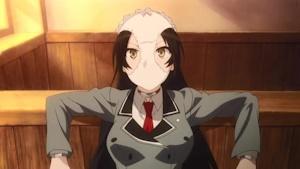 変態仮面状態の華城綾女