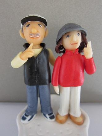 ご両親人形