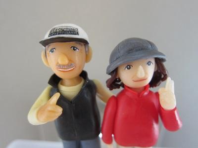 ご両親人形2