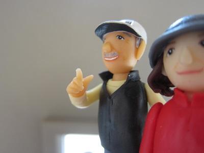 ご両親人形3