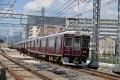 阪急7300系7304F(20150815)